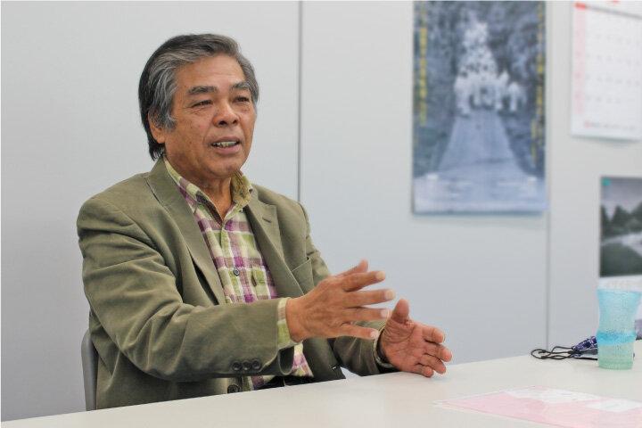 【インタビュー公開しました】一般社団法人沖縄俳優協会