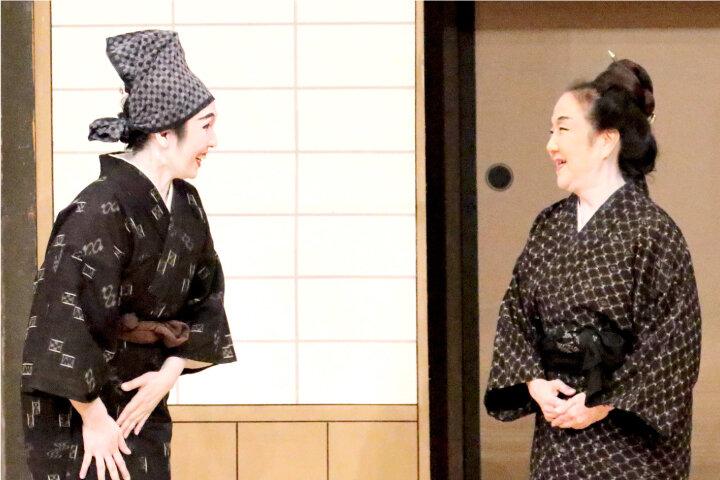 【芸能インタビュー】那覇市文化協会演劇部会 部会長 赤嶺啓子さん 掲載しました